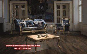 harga sofa ruang tamu klasik mewah eropa kt-427