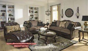 harga sofa tamu jati klasik kualitas terbaik kt-441