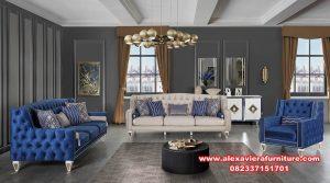 sofa tamu minimalis modern duco mewah kt-443