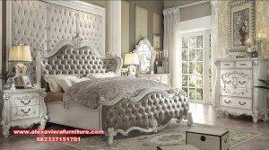 Set kamar tidur mewah duco klasik luxurius berkualitas Skt-267