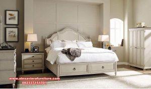 set tempat tidur modern cat duco berkualitas skt-273