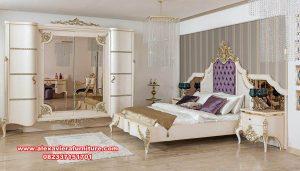 Model set tempat tidur duco klasik mewah shofiya Skt-294