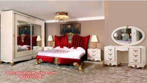Set kamar tidur duco klasik grasova termewah Skt-287