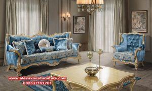 Desain sofa tamu mewah modern marvel classic Kt-532