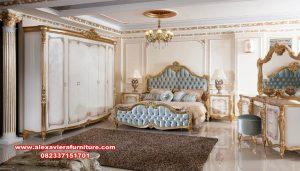 1 set kamar luxury classic gold king malik skt-311