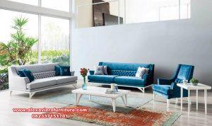 Set kursi sofa tamu luna modern minimalis Kt-537