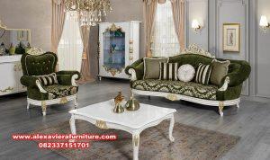model sofa ruang tamu sehrazat duco klasik modern kt-546