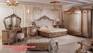 set kamar tidur rosalinda model mewah klasik skt-313