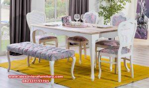 Set meja makan duco istanbul modern Km-574