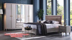 Set tempat tidur duco minimalis modern cammile Skt-354