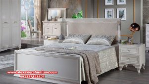 Set tempat tidur modern duco alexa rahman Skt-353