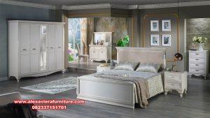 Set tempat tidur modern duco istikbal luxury Skt-351