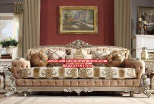 model sofa ruang keluarga klasik modern berkualitas kt-500