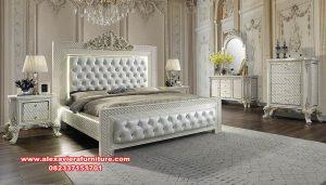 Bed room set mewah klasik thalia Skt-348