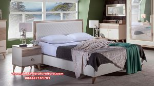 Set tempat tidur modern minimalis elizya istikbal Skt-349