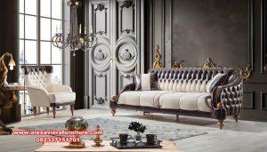 model sofa kualitas terbaik mewah modern kt-586